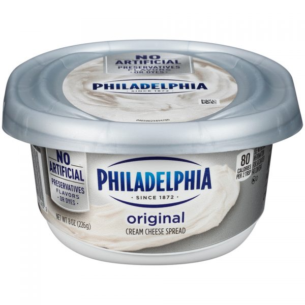 PHILADELPHIA CREAM CHEESE REGULAR