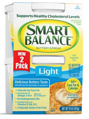 SMART BALANCE SPREADABLE BUTTER LIGHT