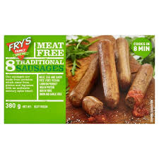 FRYS TRADITIONAL SAUSAGES