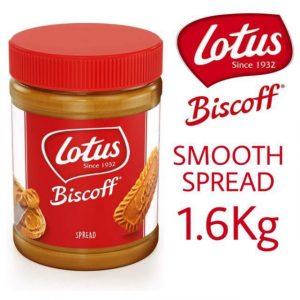 Lotus Biscoff Spread 1.6kg