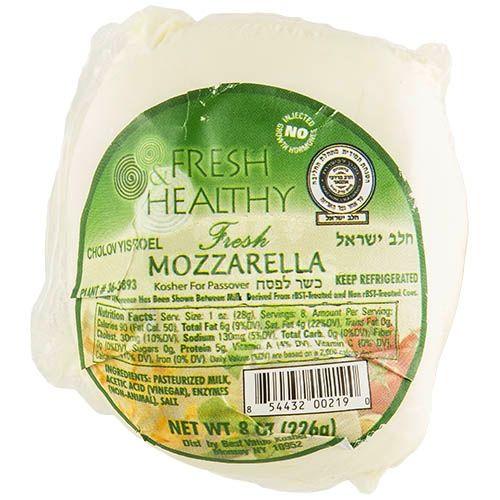 FRESH&HEALTHY MOZARELLA BALLS